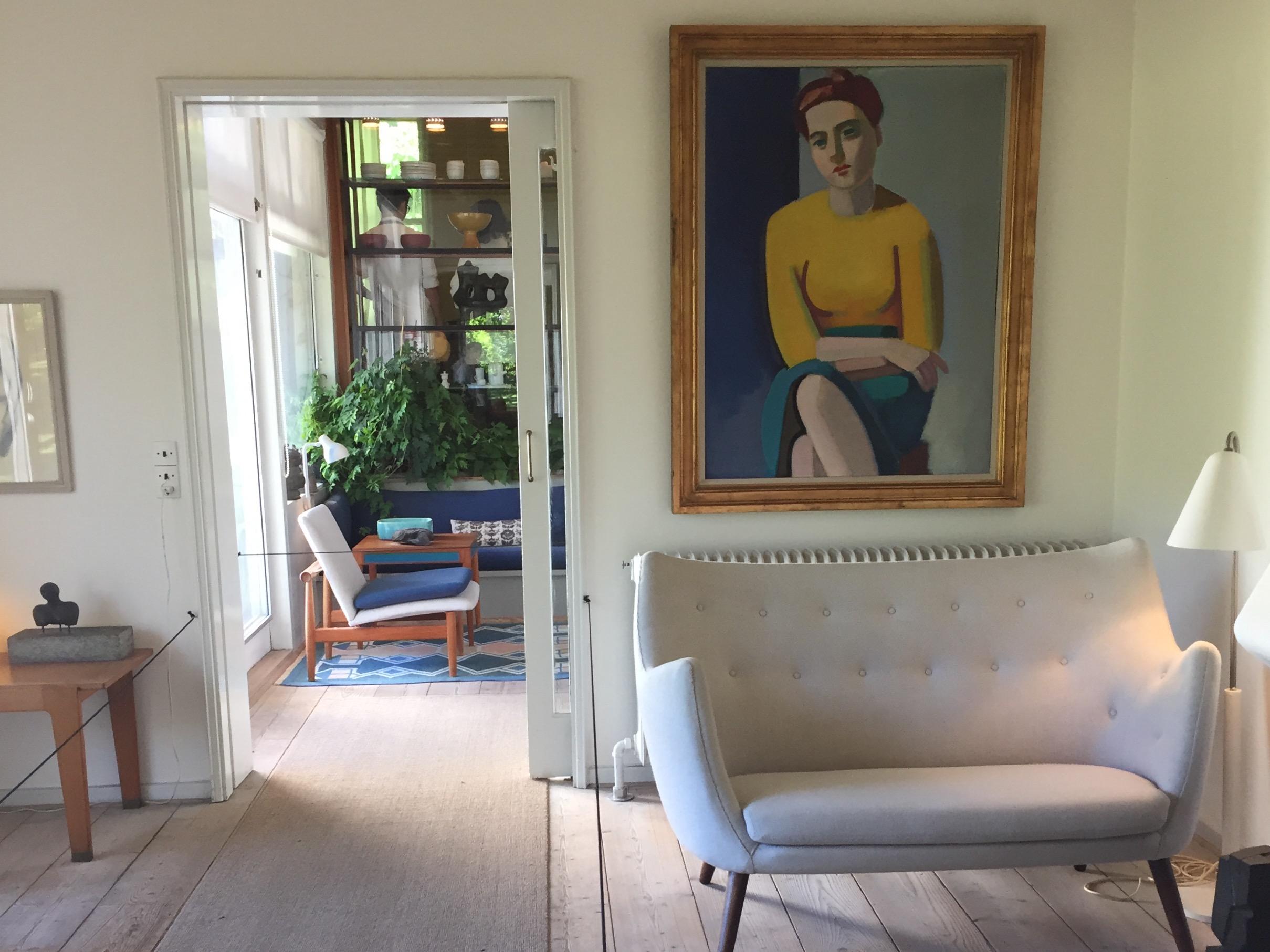 デンマーク椅子に魅せられて