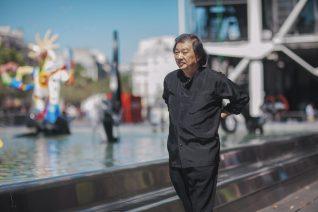 ザ・インタビュー「坂 茂、まず行動する建築家」前編