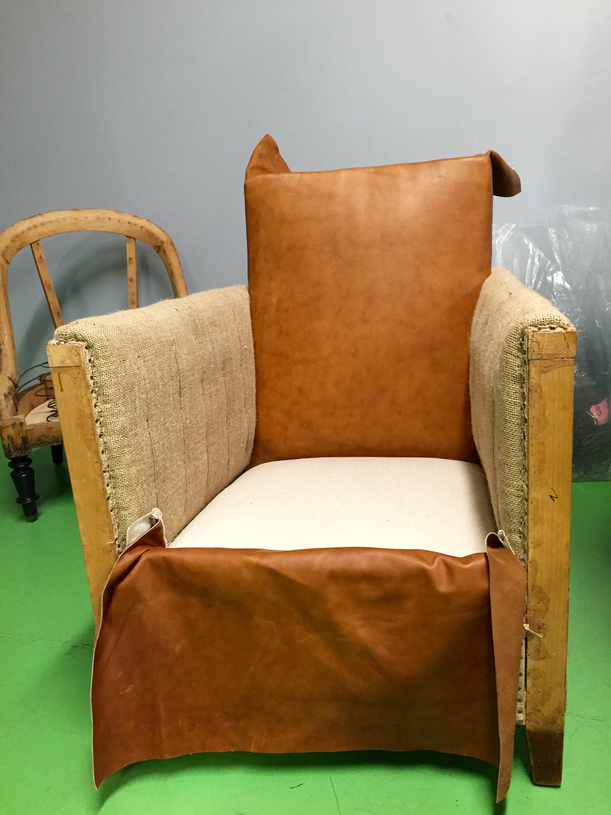 時代をつなぐクラブ椅子