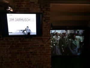 ブリュッセル ジム・ジャームッシュ展でそぞろ歩き