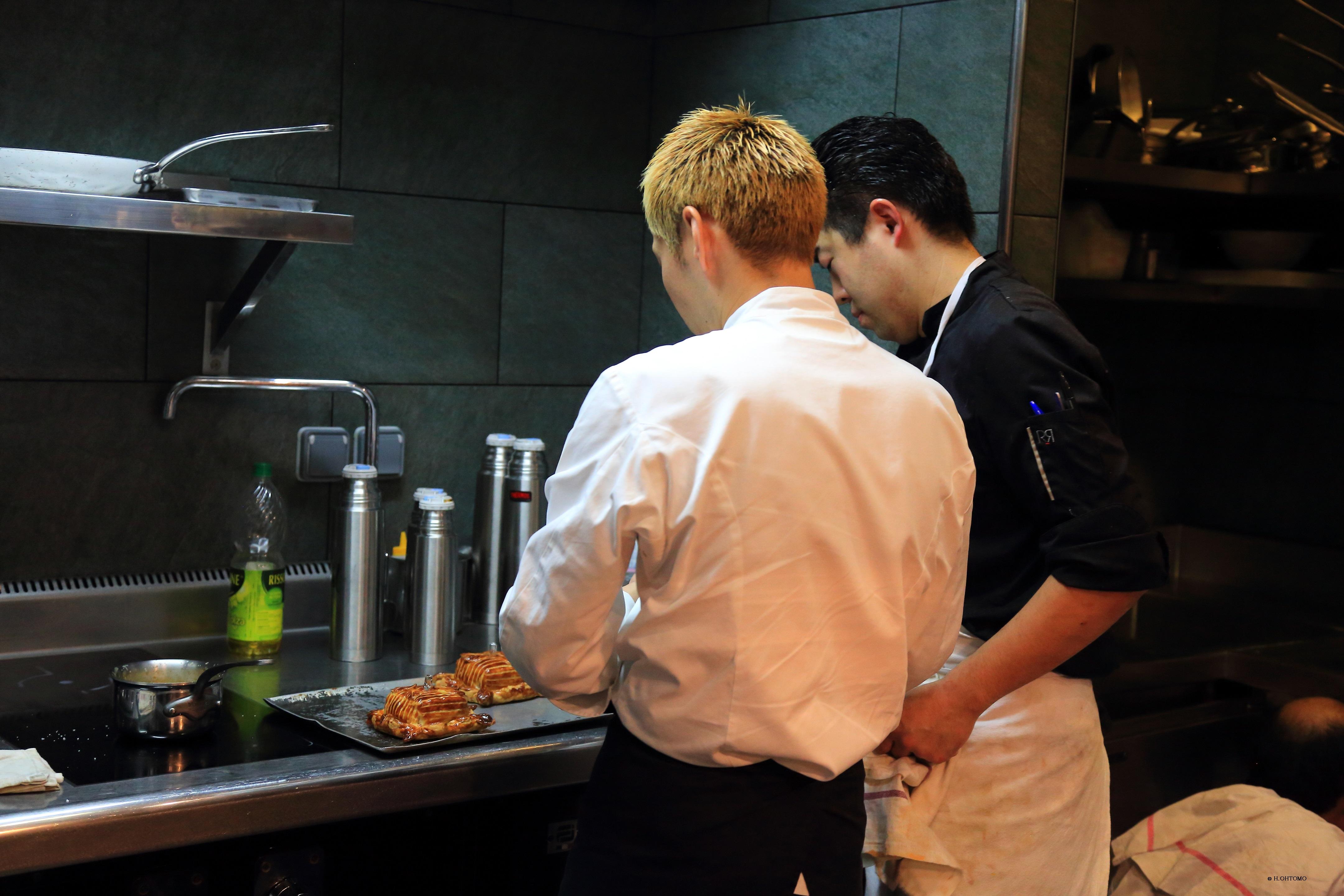 レストラン KEI、冬のスペシャリテ