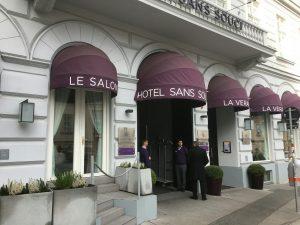 ホテルストーリーズ 6 「サン・スーシ ウィーン」