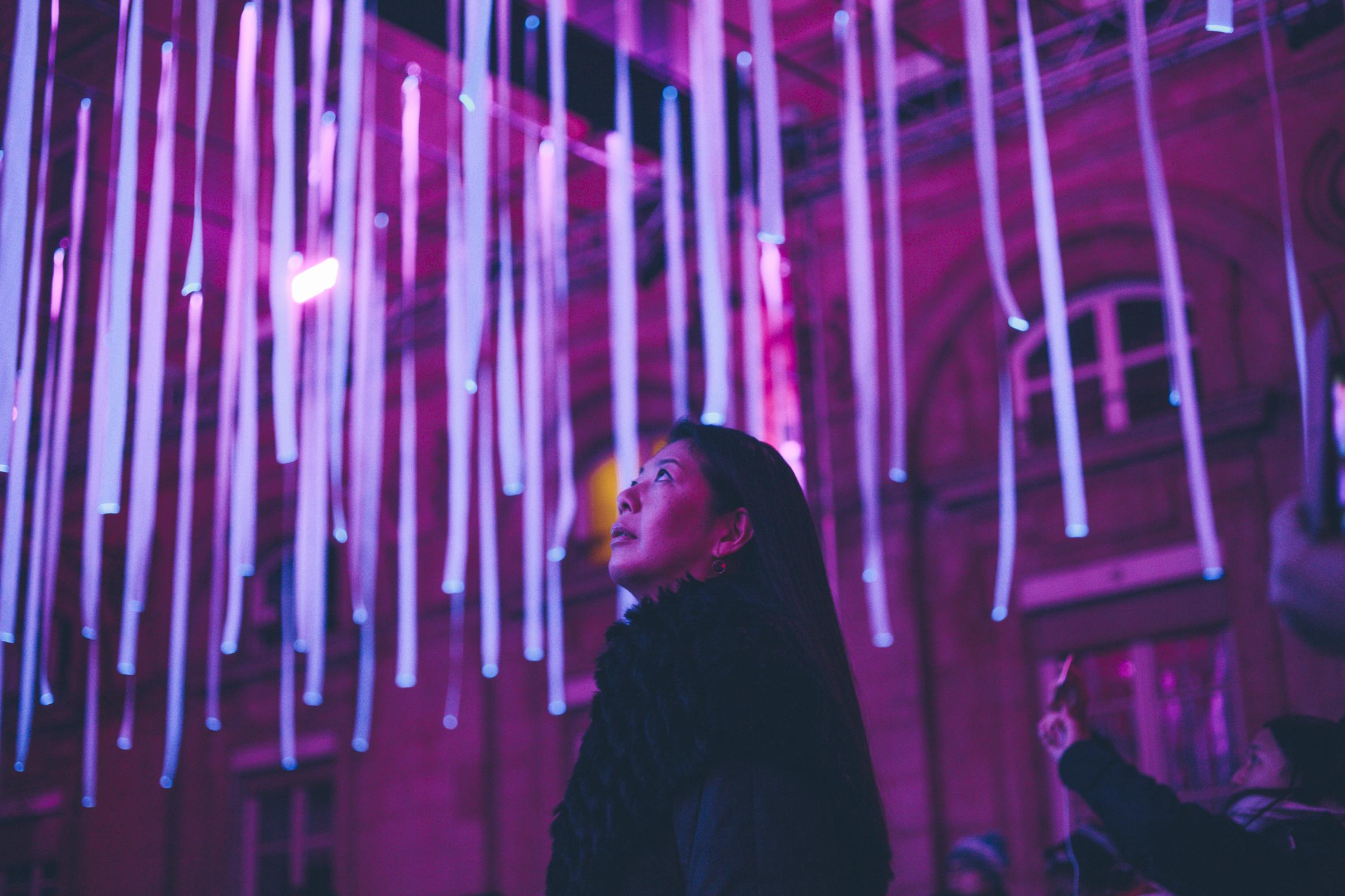 「リヨン、光の祭典」