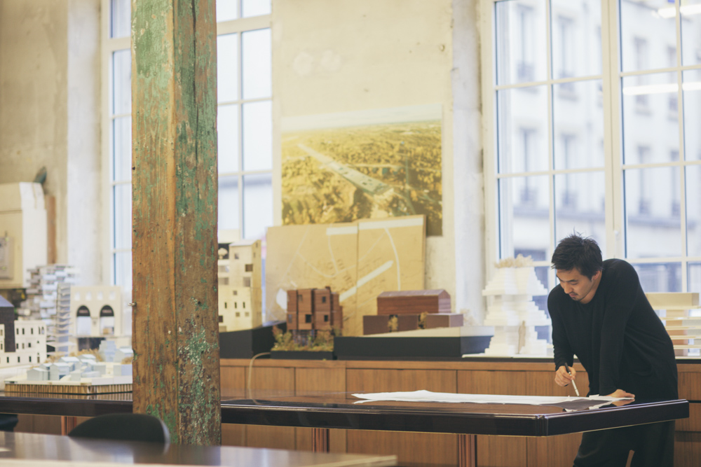 建築家  田根 剛「記憶をつなぐエストニア国立博物館」