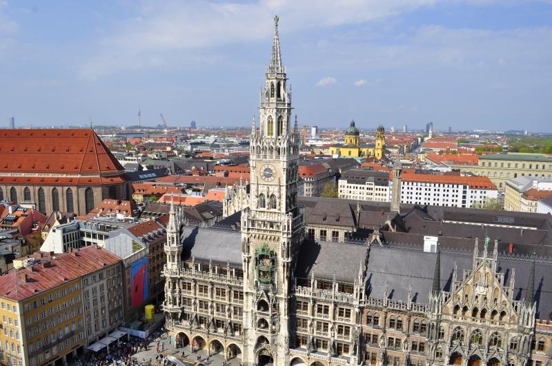 南ドイツの愛し方