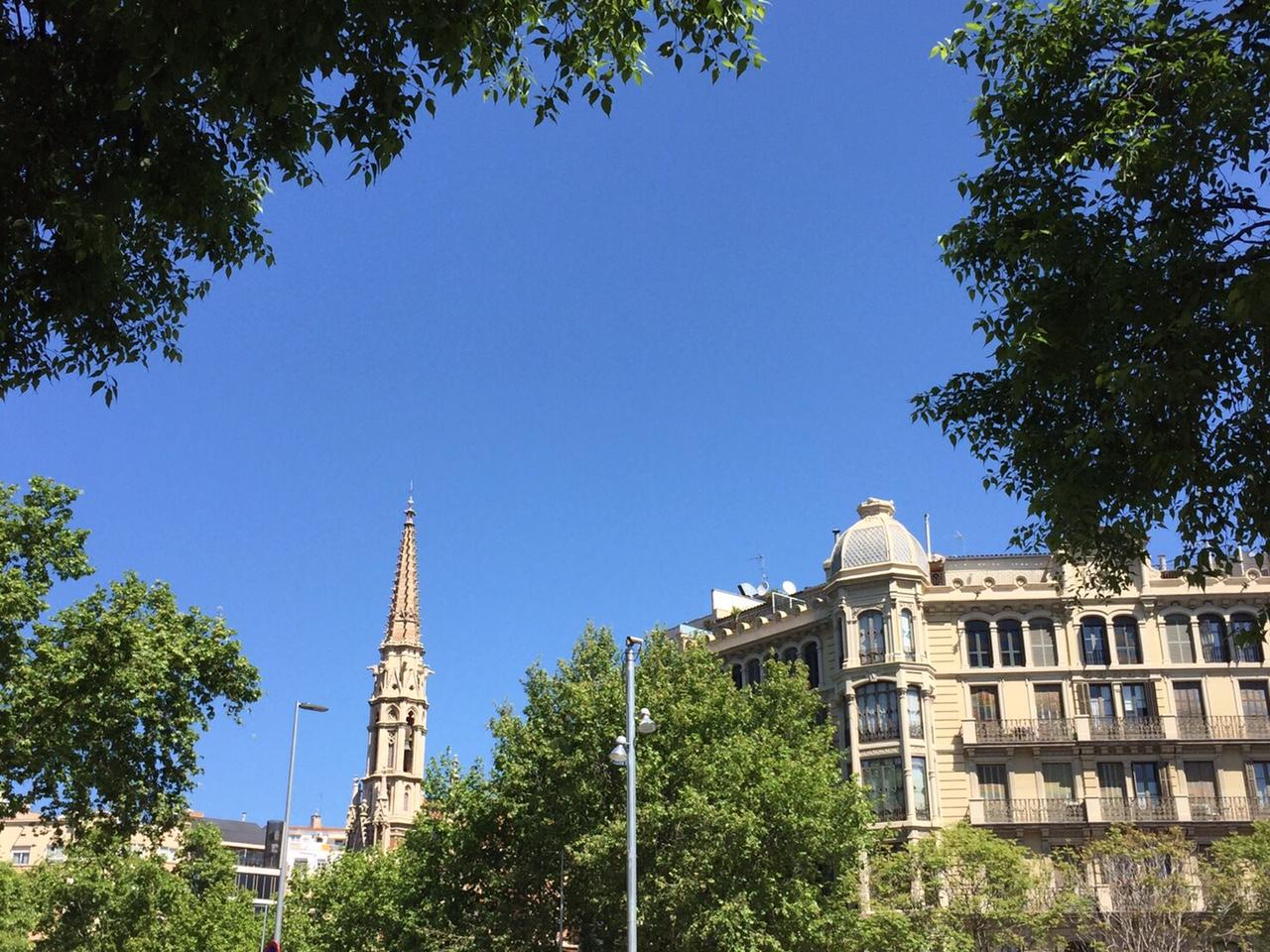私とジョニーのバルセロナ生活