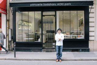 ホワイトデーはSadaharu AOKIで!  – 成功の味、抹茶エクレア –
