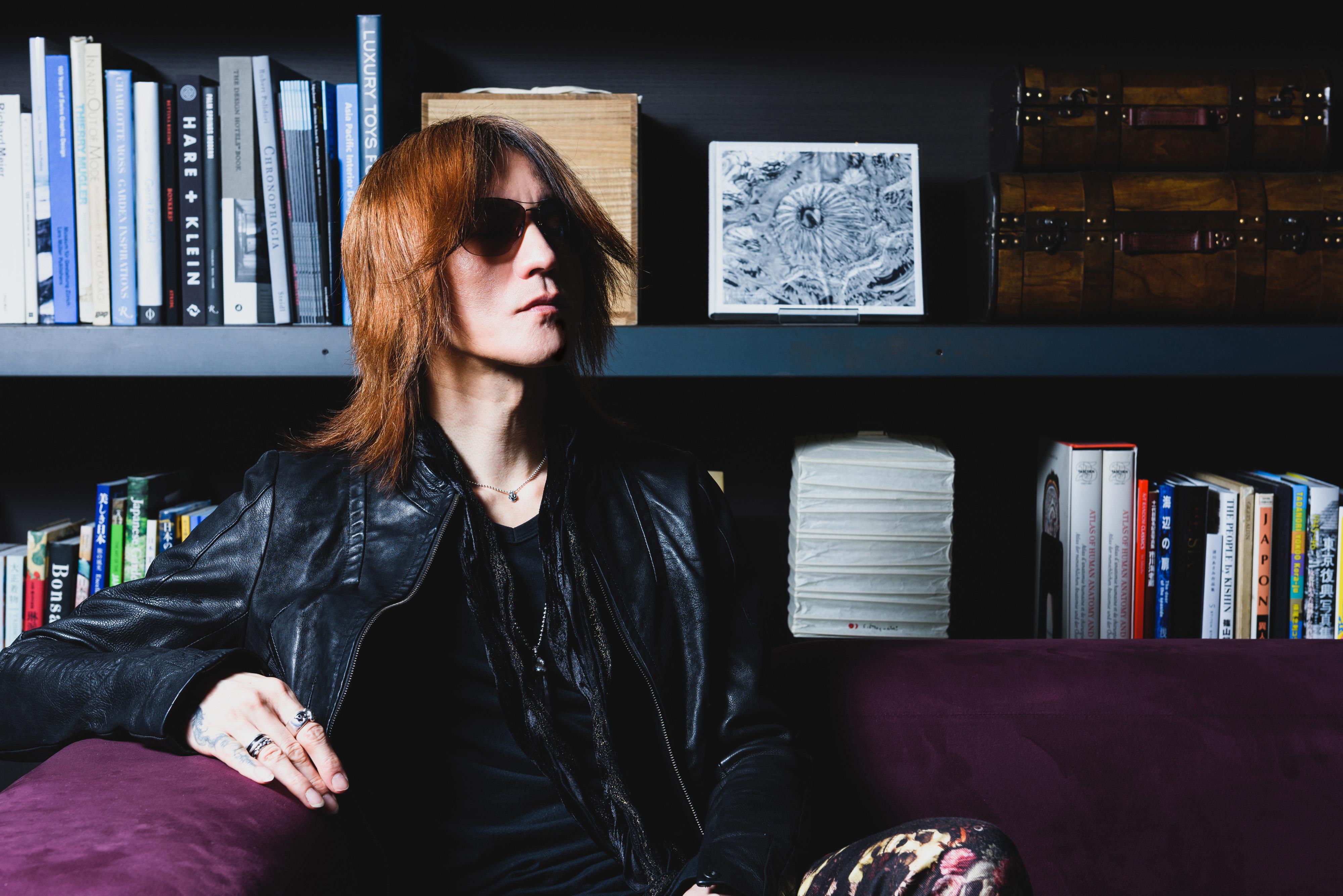 ザ・インタビュー「LUNA SEAとX JAPAN、二つのバンドを行き来するギタリスト」