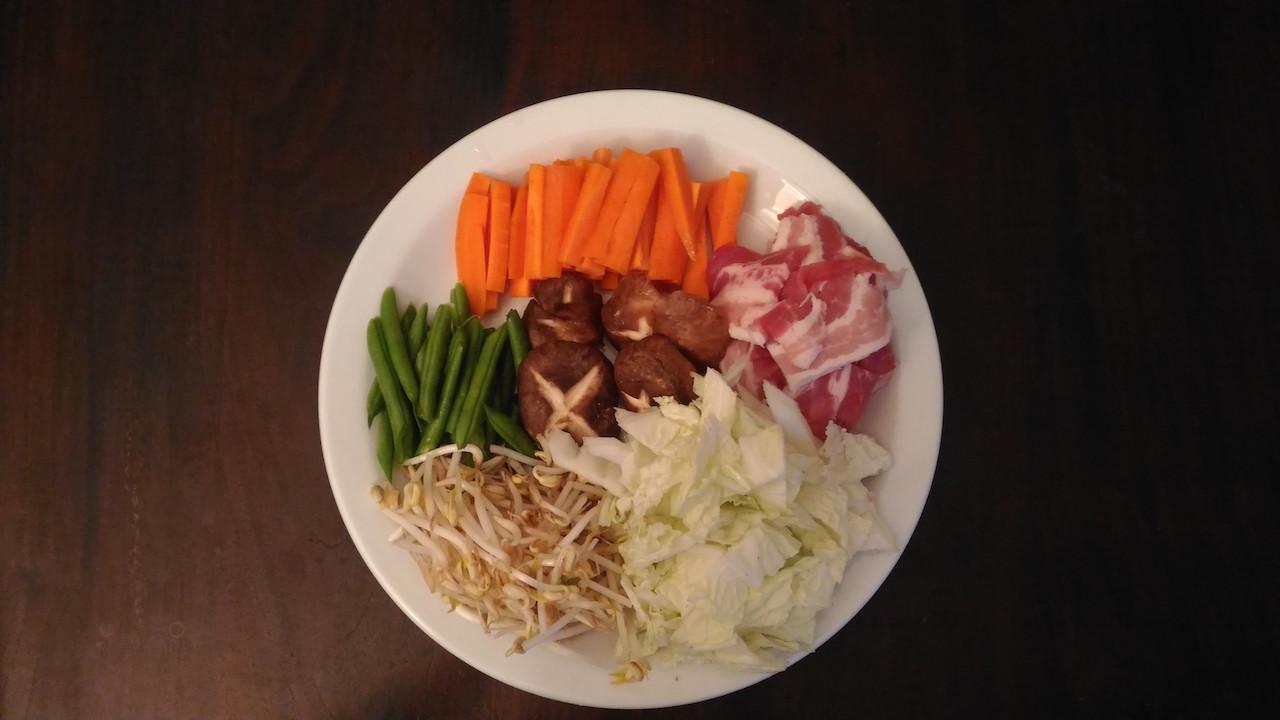 オランダ食材で作る! 我が家のこだわり和風料理