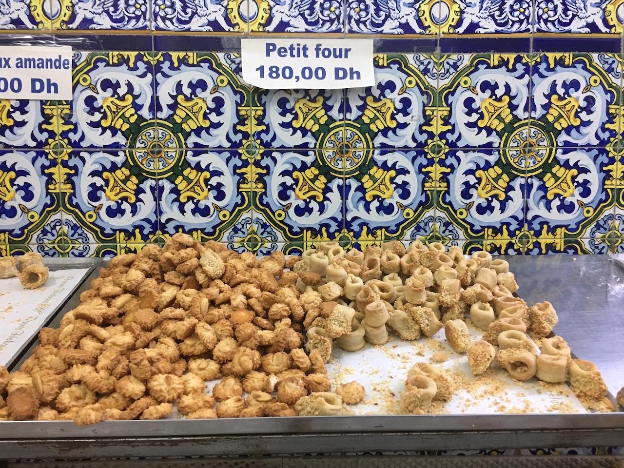 一度は食べたいアラブ菓子のすべて