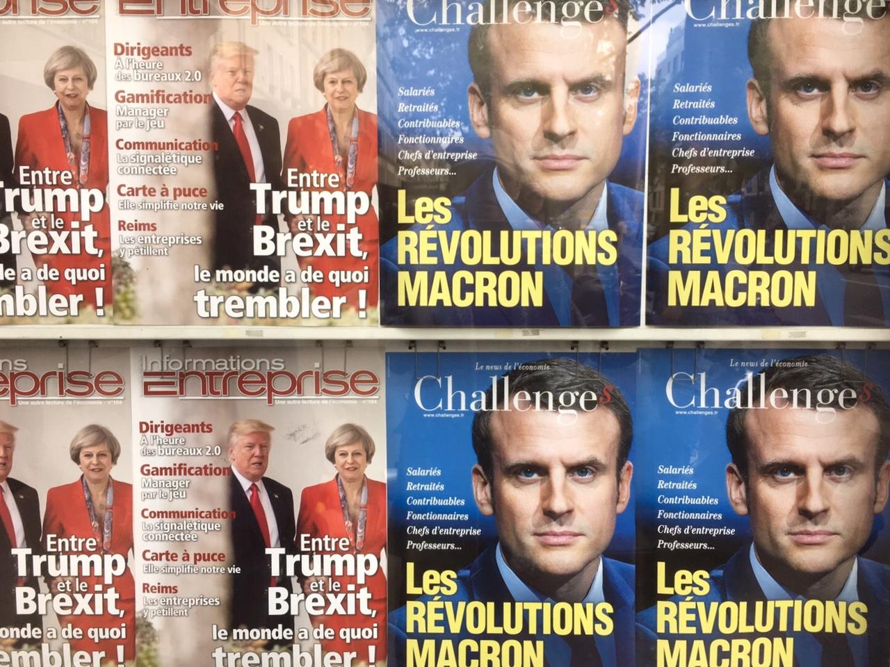 フランス大統領選目前!  緊急アンケート  パリジャンに聞いた。「あなたは誰が大統領になると思いますか?」