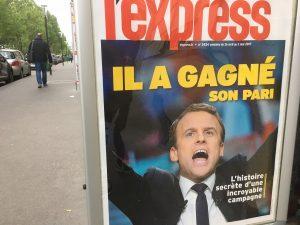 速報! フランス大統領選を振り返って!