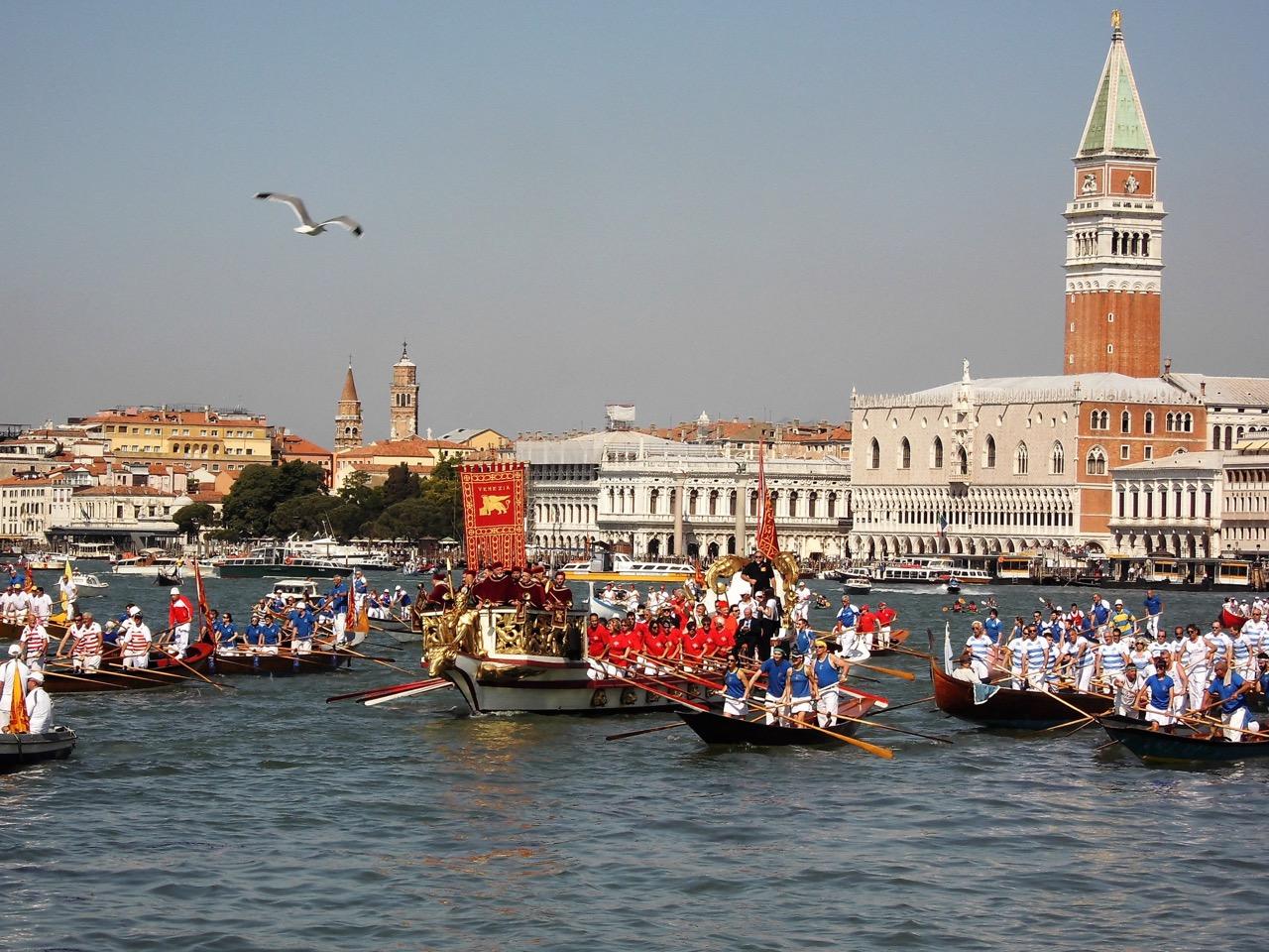 『海よ、我は汝と結婚せり』~海と結婚したヴェネツィア~