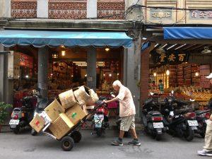 辻食日記「忘れられない、台湾ライスを探す旅!」