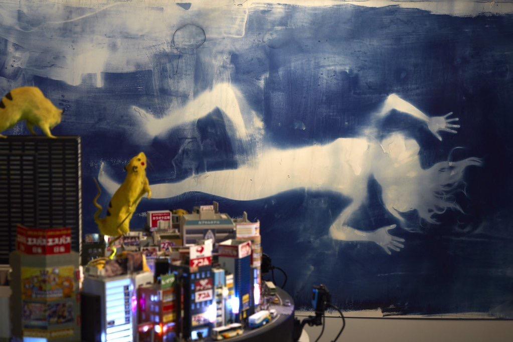 ザ・インタビュー「アートって、 アティチュードがまじ大事」Chim↑Pom的アート感