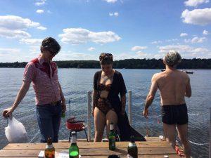 ベルリンの夏休み 私のインスタント・ホリデー