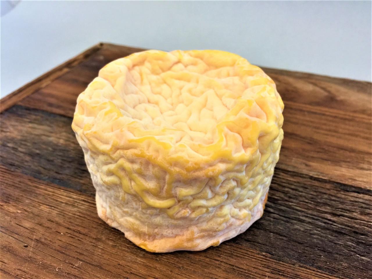 秋ですね。ラングルチーズはいかがですか?
