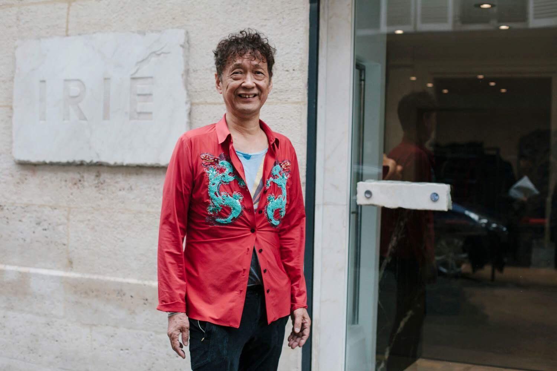 パリジェンヌに愛され30年、デザイナー IRIÉのアルティザン精神