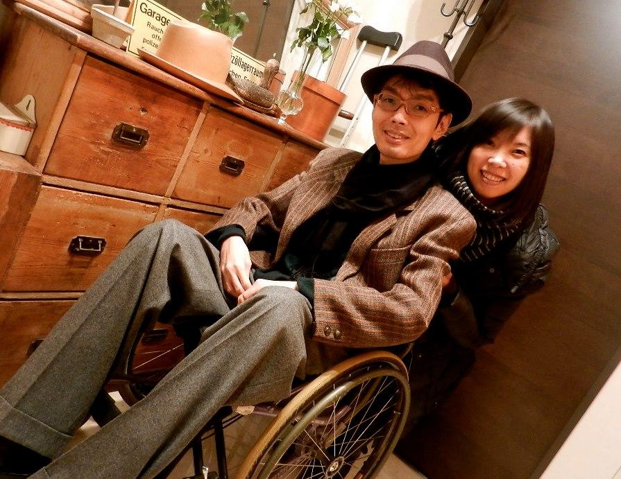 車椅子目線のパリ「渡仏前夜」