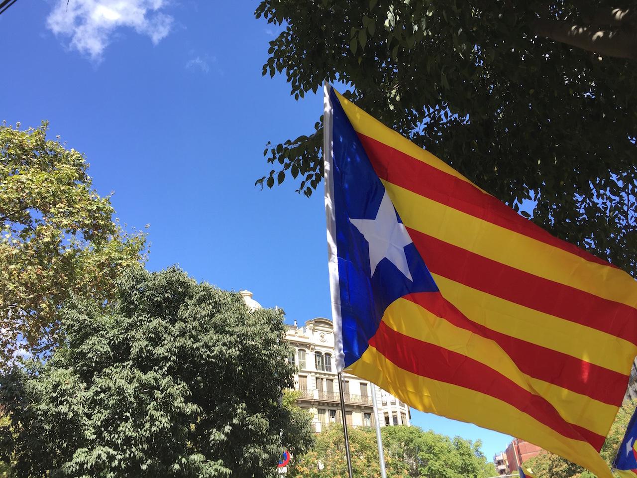 カタルーニャの住民投票