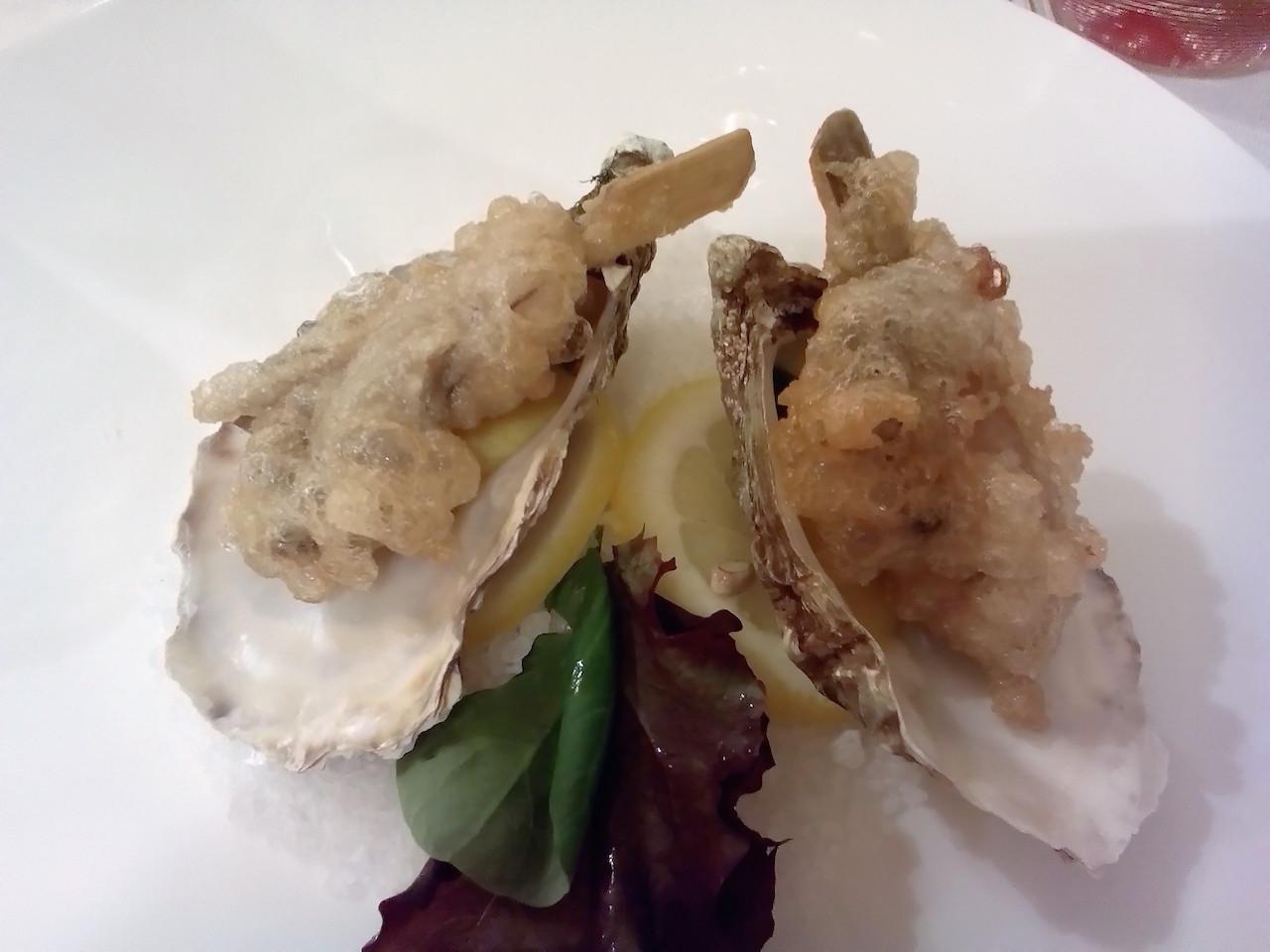 リストランテ『ダ・フィオーレ』と、あるマエストロの昼食