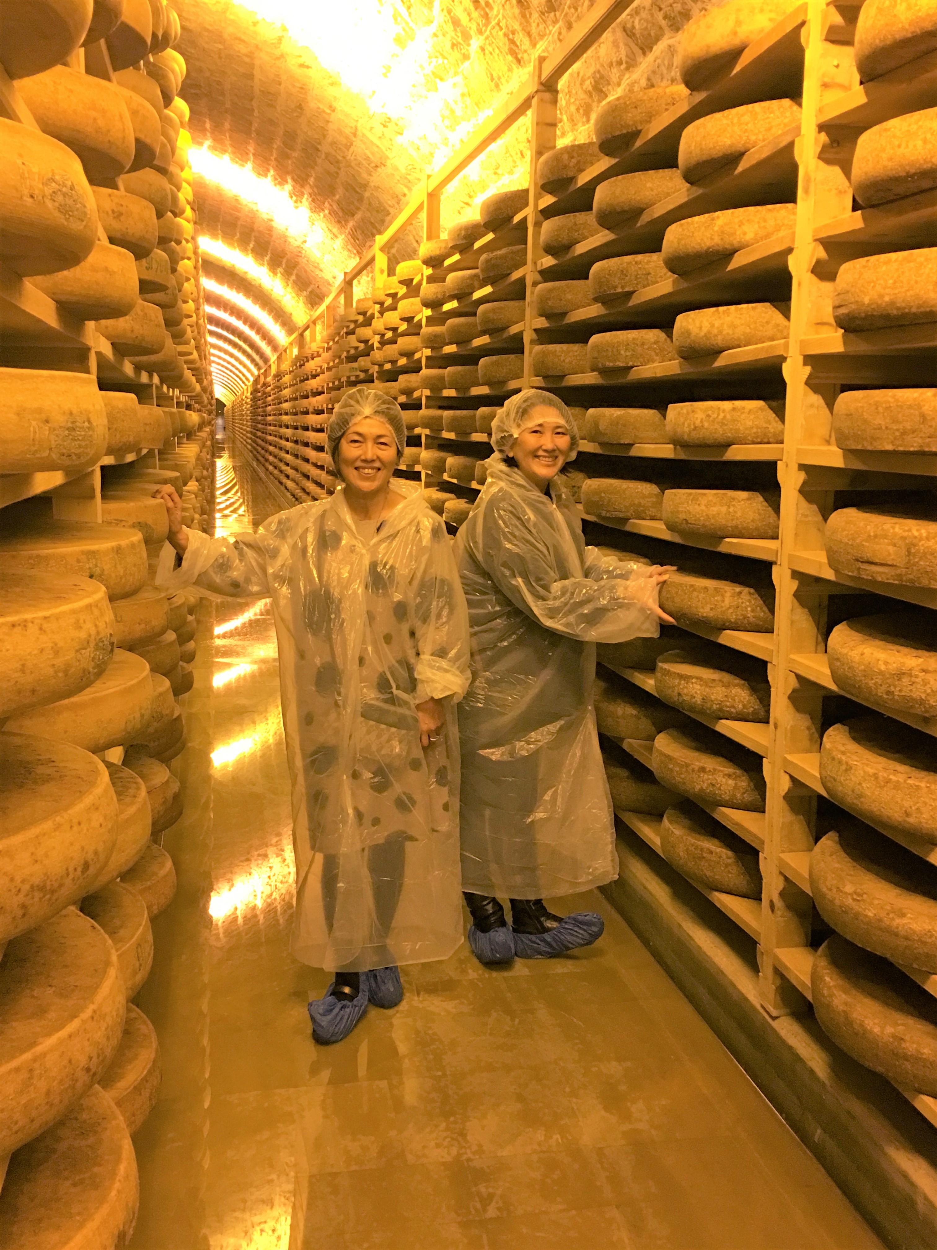 フランスで人気ナンバーワン、「コンテ」チーズの神秘!
