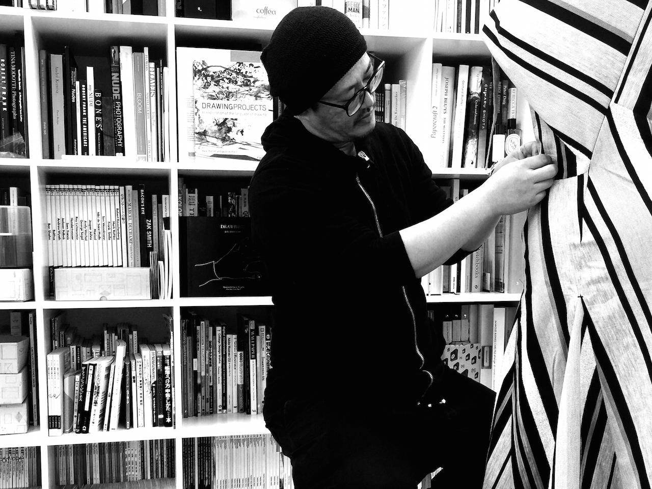 <strong>DESIGN STORIES × ISETAN</strong>  ~世界で挑戦する日本人の物語~ 「挑戦の街、パリ」