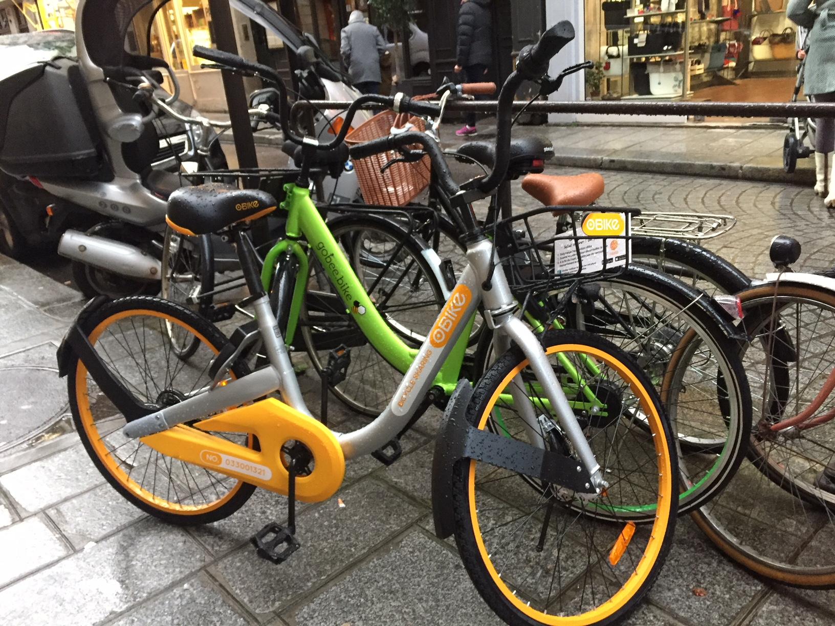 便利すぎる! パリの新レンタル自転車サービス、Gobee.bikeを徹底解剖。
