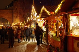 クリスマスマーケットの苦い思い出