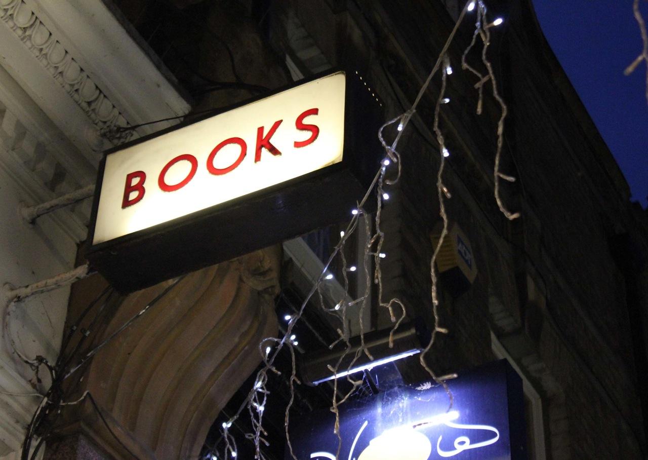 ロンドンと京都で出会った「本の贈り物」
