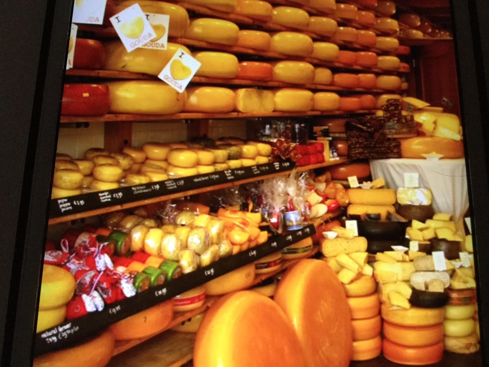 オランダが誇る至極のゴーダチーズ