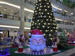 クリスマス  イン  ブルー