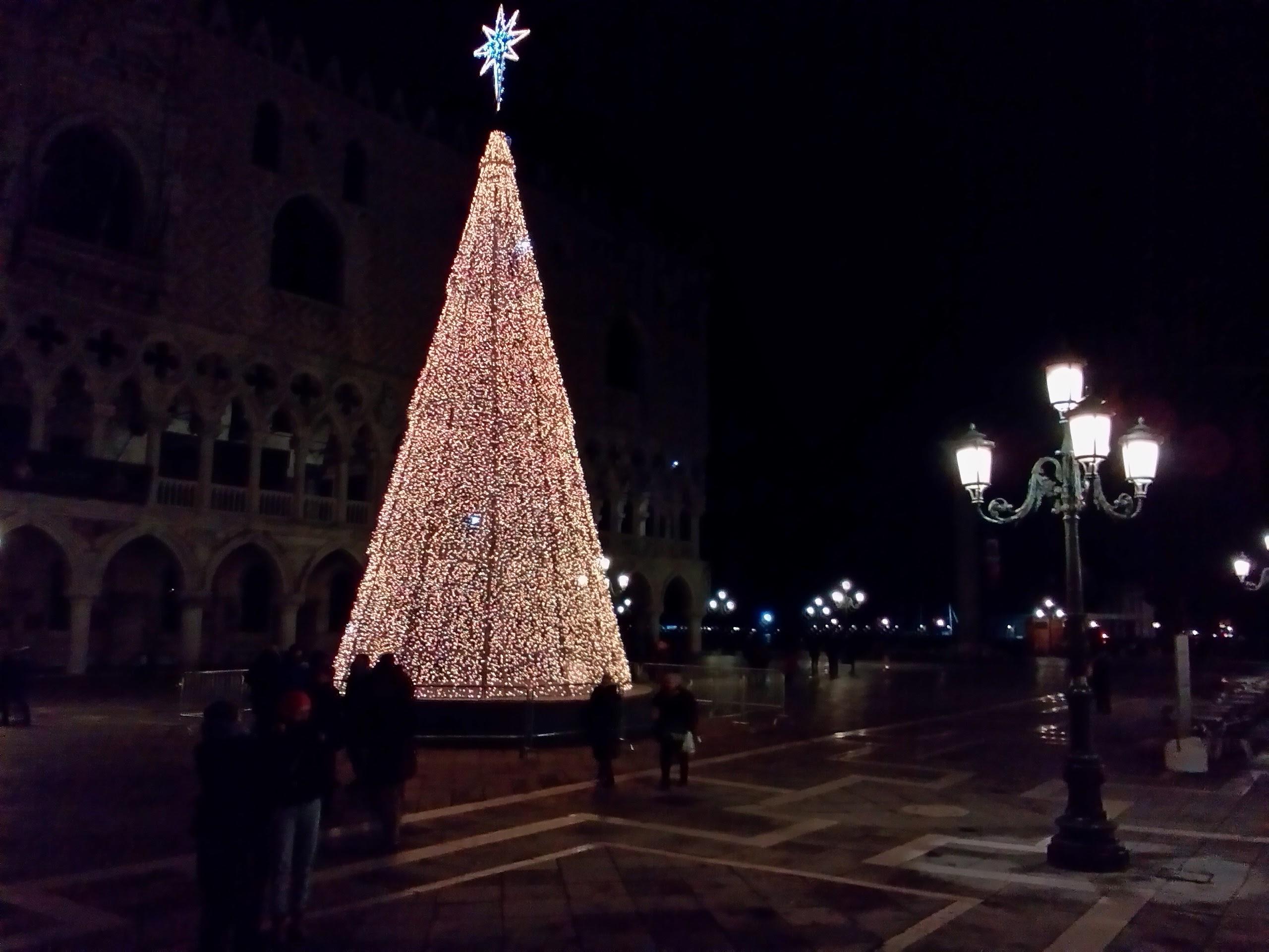 ヴェネツィアのクリスマス