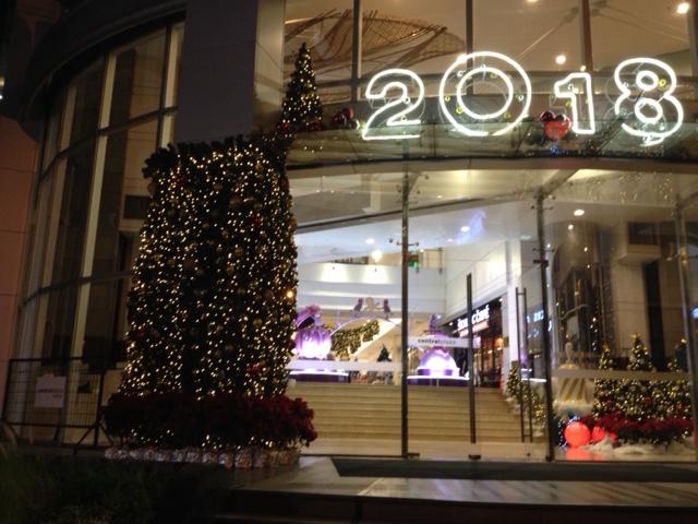 チャリティランで始まるタイの新年