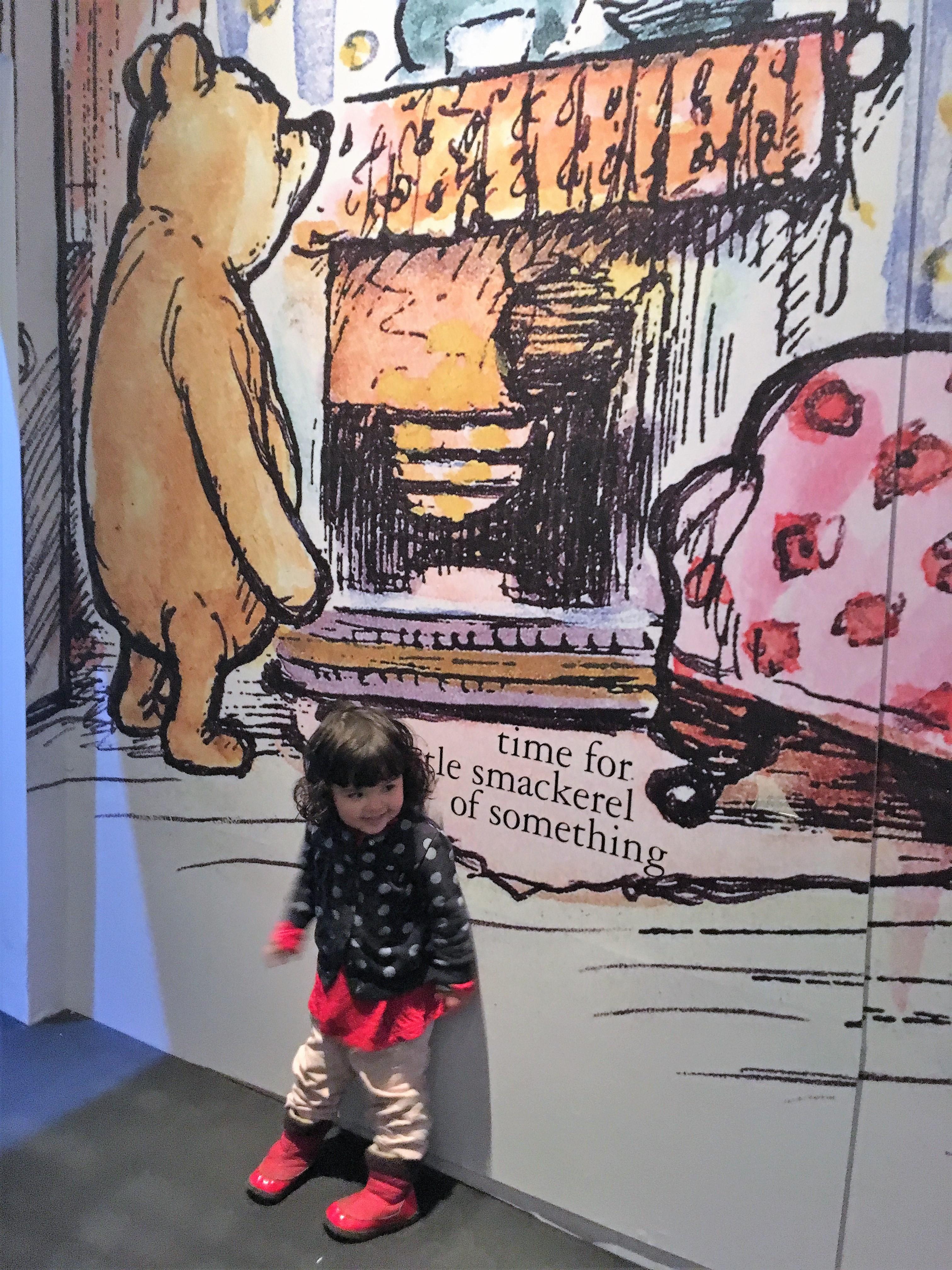 エリザベス女王のティーセットは「クマのプーさん」