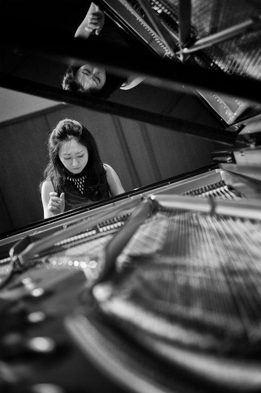 ピアノ一期一会。コンサートはサプライズの連続