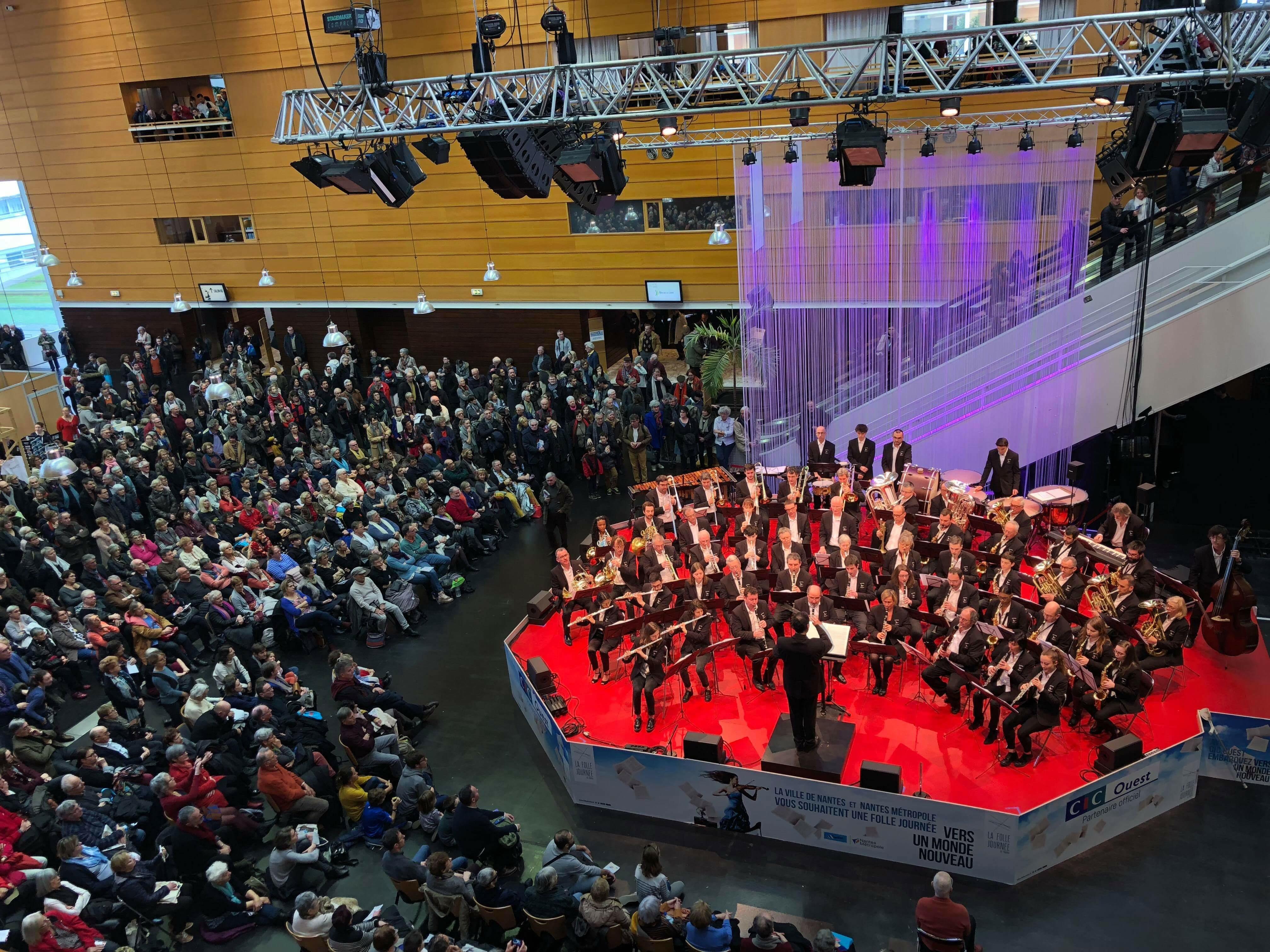 ロックコンサートの熱狂をクラシック音楽にも! フランス・ナントの音楽祭「ラ・フォル・ジュルネ」