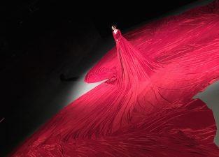 宇宙でスカートをひるがえす – むせかえる世界 Un monde parfumé –