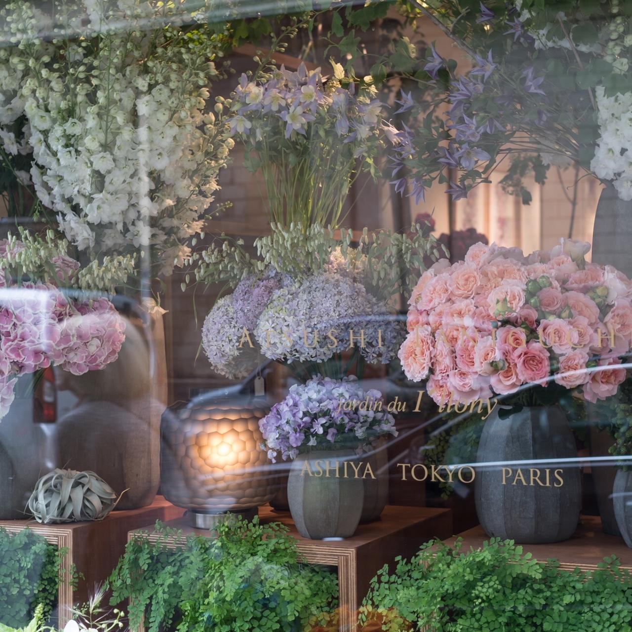 花の都で花を売る男、谷口敦史の挑戦。その1
