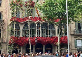 バルセロナの一番美しい日