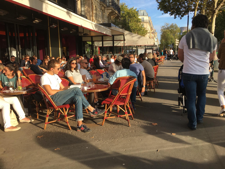 人生は後始末「パリのカフェ論」