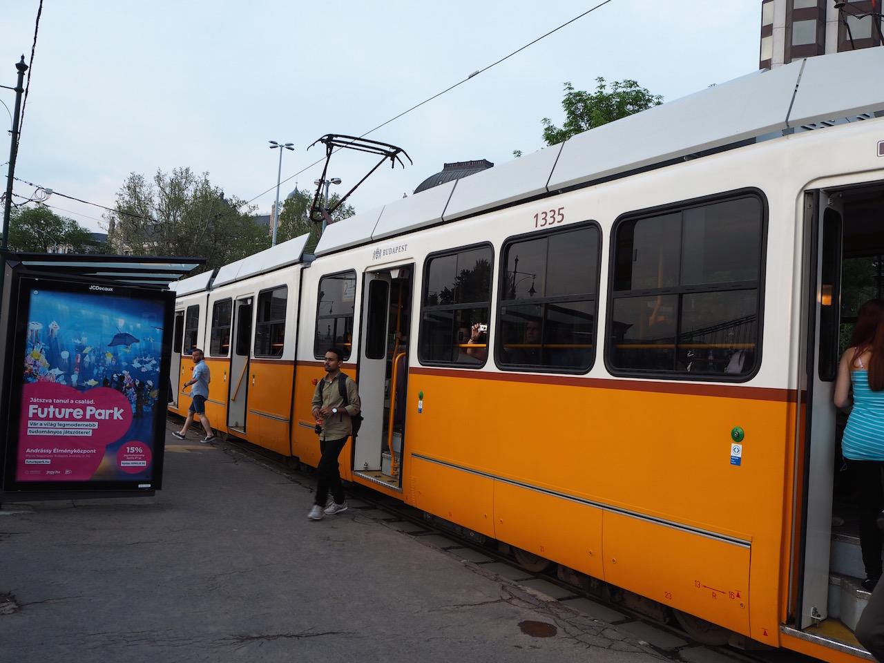 はじめて行くハンガリー、ブダペスト
