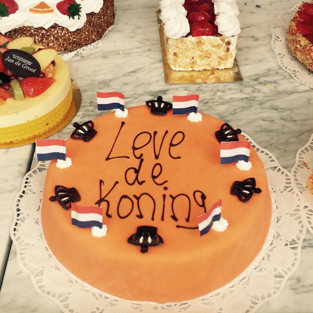 オランダ人がオレンジ色を好むわけ