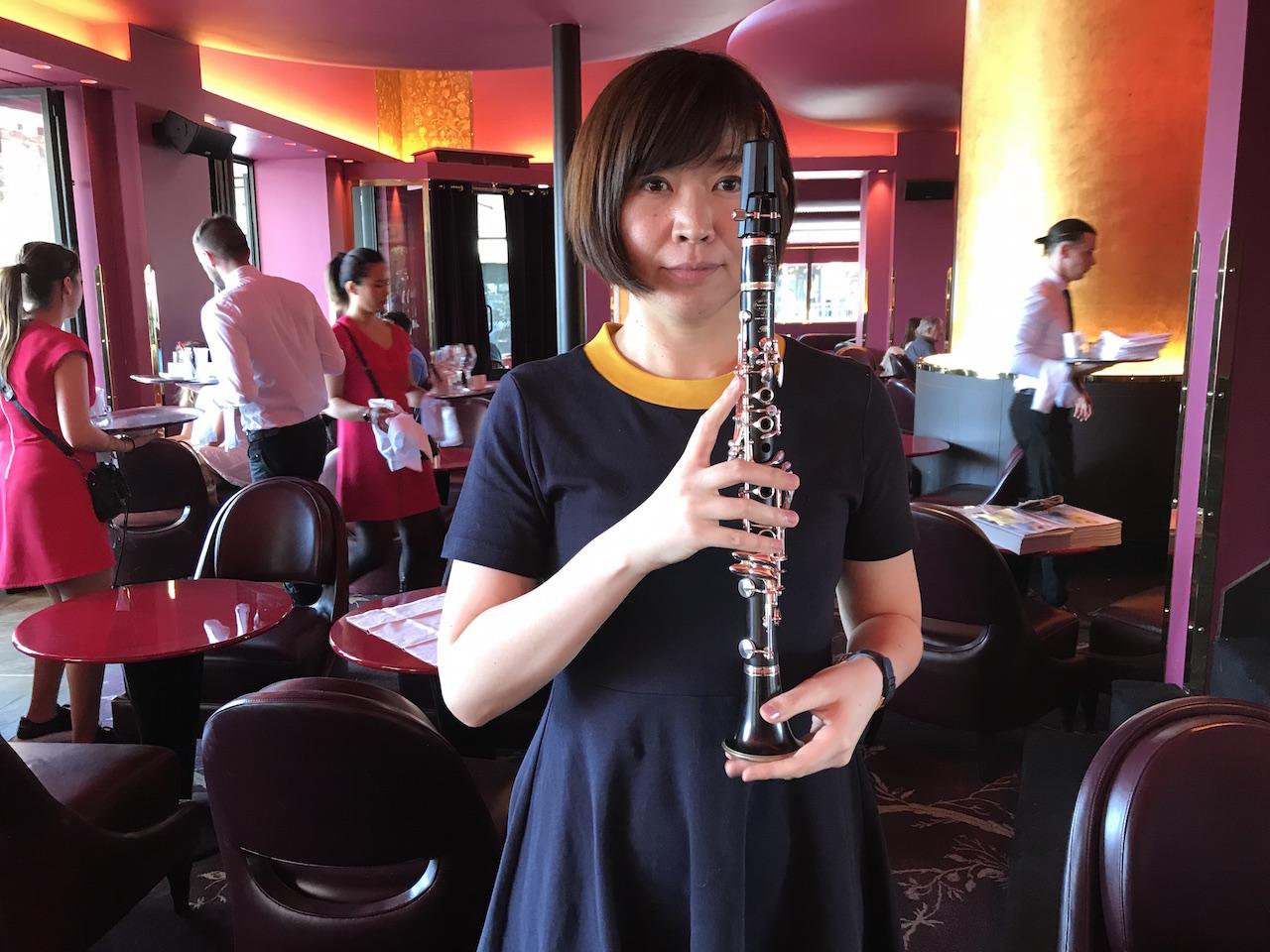音楽は国境を越える! あるクラリネット奏者の一大決心。