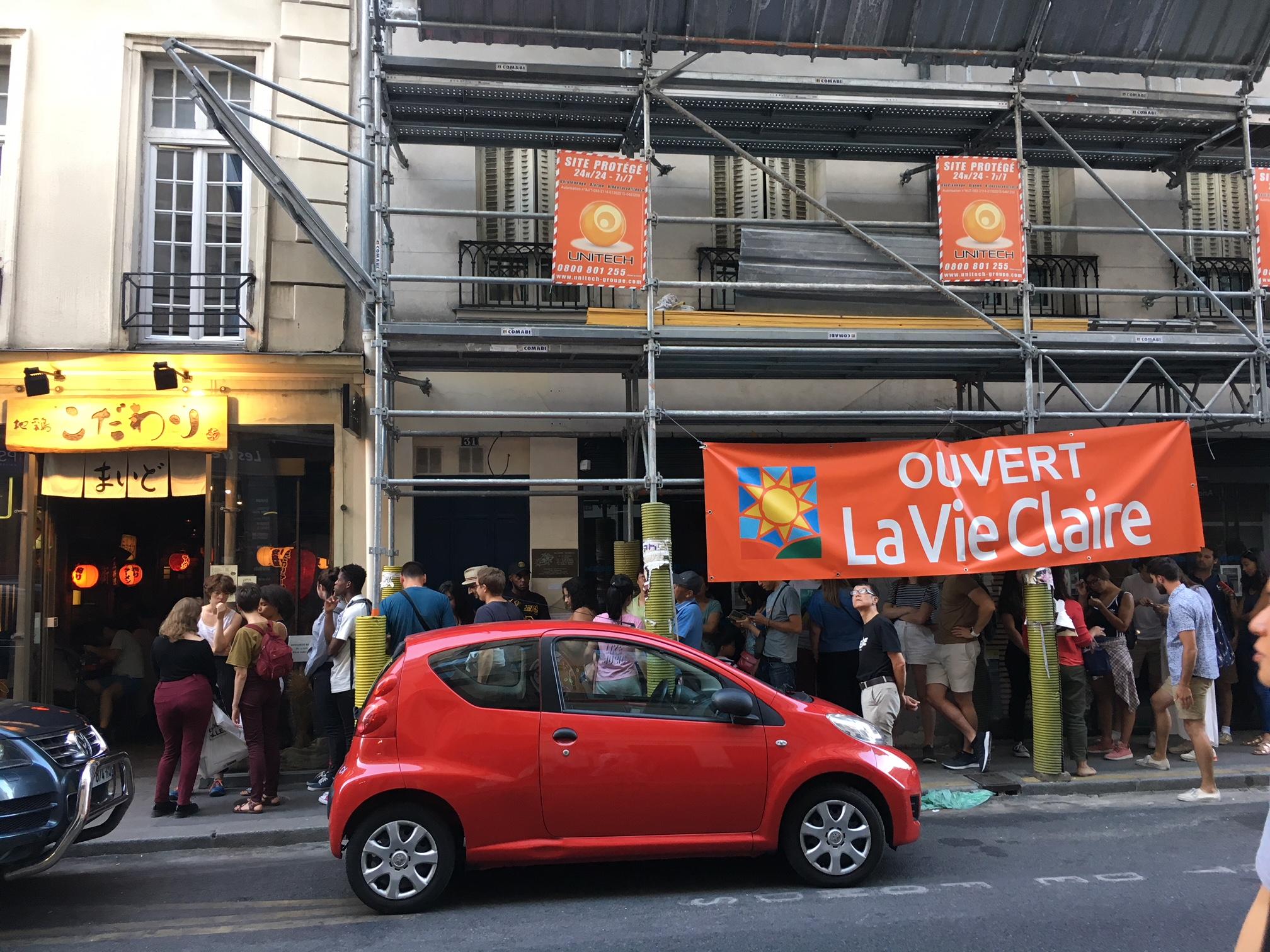 こだわるフランス人のラーメン屋