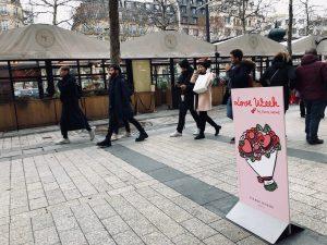 バレンタイン間近! 愛する人々を応援するパリ市の甘い企み