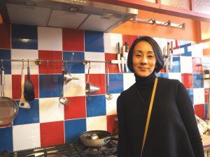 ザ・インタビュー「家族に生きる中村江里子、幸せの秘訣」