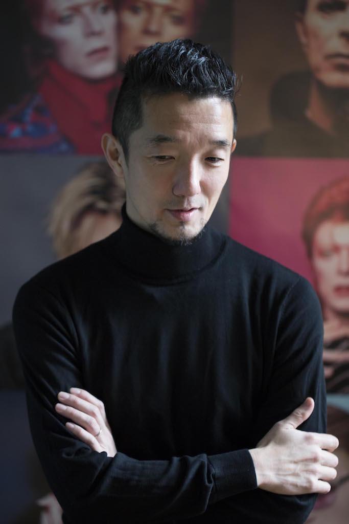 ザ・インタビュー「スーパーカーデザイナー 山本卓身が叶えた、デヴィッド・ボウイとの共演」