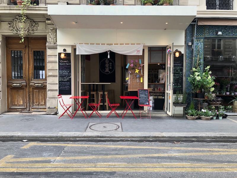 滞仏日記「フランスで店をだす人はどこを見ているのか」