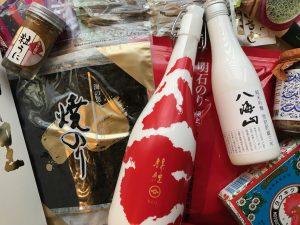 滞仏日記「僕がパリに買って帰る日本の美味しいものたち」